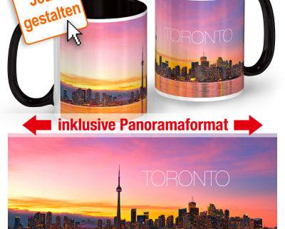 Panoramatasse Toronto
